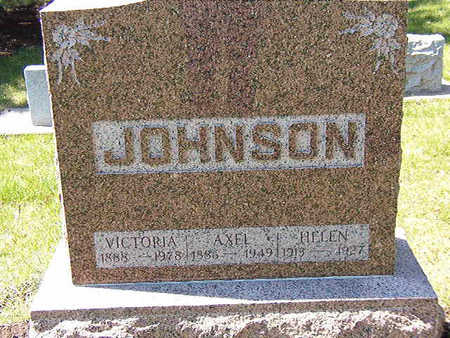 JOHNSON, HELEN - Black Hawk County, Iowa | HELEN JOHNSON