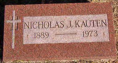 KAUTEN, NICHOLAS J. - Black Hawk County, Iowa | NICHOLAS J. KAUTEN