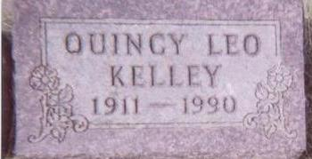 KELLEY, QUINCY - Black Hawk County, Iowa | QUINCY KELLEY