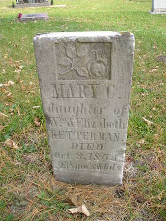 KETTERMAN, MARY C - Black Hawk County, Iowa | MARY C KETTERMAN