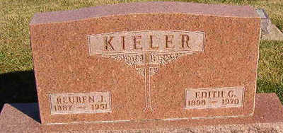 KIELER, EDITH C. - Black Hawk County, Iowa | EDITH C. KIELER