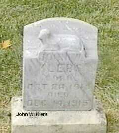 KIERS, JOHN W. - Black Hawk County, Iowa | JOHN W. KIERS