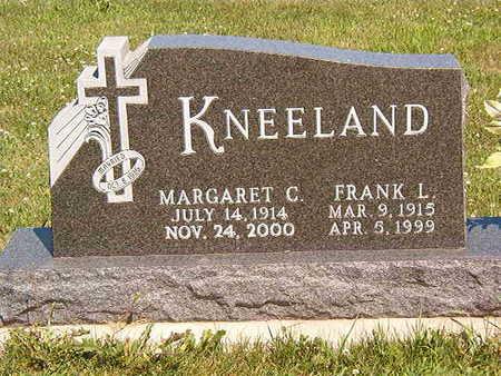 KNEELAND, MARGARET C. - Black Hawk County, Iowa | MARGARET C. KNEELAND