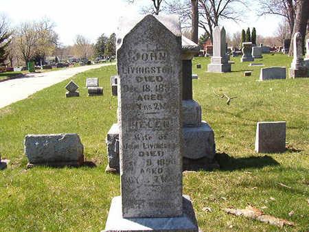 LIVINGSTON, JOHN H. - Black Hawk County, Iowa | JOHN H. LIVINGSTON
