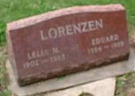 LORENZEN, EDWARD - Black Hawk County, Iowa | EDWARD LORENZEN