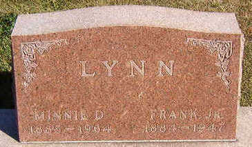 LYNN, FRANK JR. - Black Hawk County, Iowa | FRANK JR. LYNN