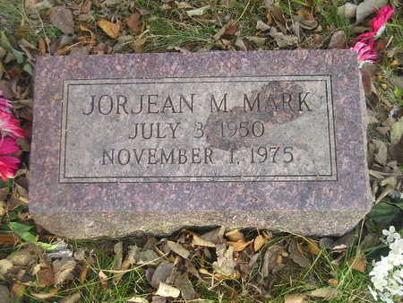 MARK, JORJEAN M - Black Hawk County, Iowa | JORJEAN M MARK