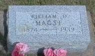 MAUST, WILLIAM - Black Hawk County, Iowa | WILLIAM MAUST