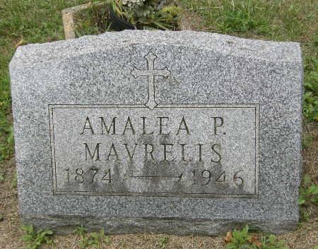 MAVRELIS, AMALEA P. - Black Hawk County, Iowa | AMALEA P. MAVRELIS