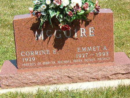 MCGUIRE, CORRINE E. - Black Hawk County, Iowa | CORRINE E. MCGUIRE