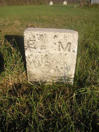 MCNALLY, EM (ELIA) - Black Hawk County, Iowa   EM (ELIA) MCNALLY