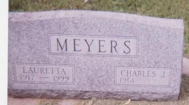 MEYERS, LAURETTA - Black Hawk County, Iowa | LAURETTA MEYERS