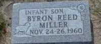 MILLER, BYRON REED - Black Hawk County, Iowa | BYRON REED MILLER