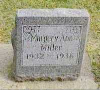 MILLER, MARGERY ANN - Black Hawk County, Iowa | MARGERY ANN MILLER