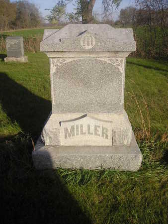 MILLER, MARGARET - Black Hawk County, Iowa | MARGARET MILLER