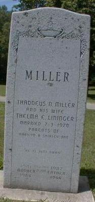 MILLER, THAD - Black Hawk County, Iowa | THAD MILLER