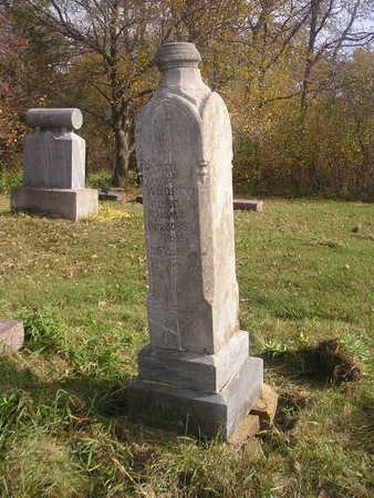 MORGAN, HATTIE M - Black Hawk County, Iowa | HATTIE M MORGAN