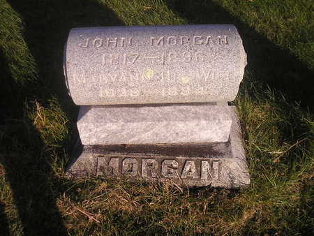 MORGAN, JOHN - Black Hawk County, Iowa | JOHN MORGAN