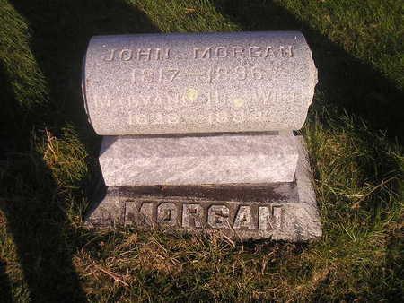 MORGAN, JOHN - Black Hawk County, Iowa   JOHN MORGAN