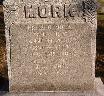 MORK, NEILS C. - Black Hawk County, Iowa | NEILS C. MORK