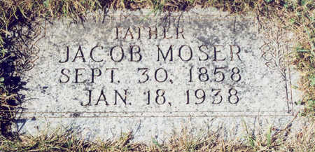 MOSER, JACOB - Black Hawk County, Iowa | JACOB MOSER