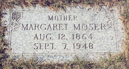 MOSER, MARGARET - Black Hawk County, Iowa | MARGARET MOSER