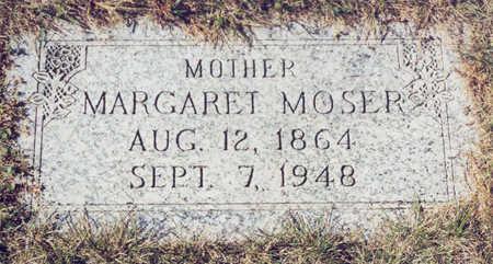 KLINGAMAN MOSER, MARGARET - Black Hawk County, Iowa | MARGARET KLINGAMAN MOSER