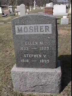 MOSHER, ELLEN M. - Black Hawk County, Iowa | ELLEN M. MOSHER