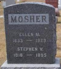 MOSHER, STEPHEN  V. - Black Hawk County, Iowa | STEPHEN  V. MOSHER
