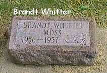MOSS, BRANDT WHITTER - Black Hawk County, Iowa | BRANDT WHITTER MOSS