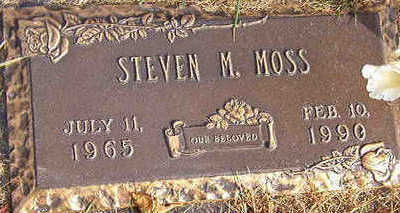 MOSS, STEVEN M. - Black Hawk County, Iowa | STEVEN M. MOSS