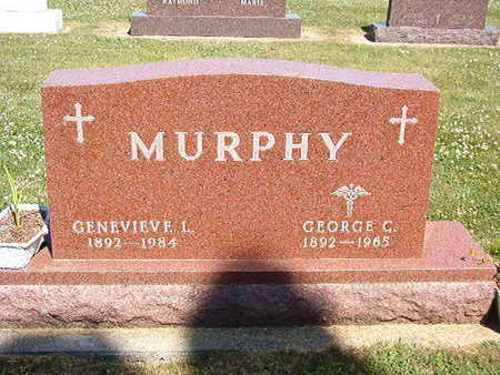 MURPHY, GEORGE C. - Black Hawk County, Iowa | GEORGE C. MURPHY