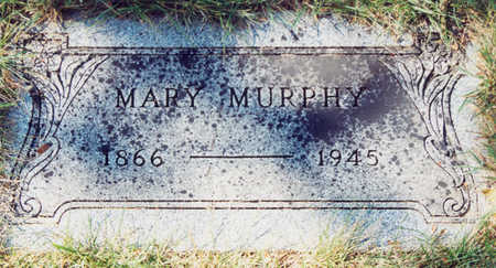 MURPHY, MARY - Black Hawk County, Iowa | MARY MURPHY