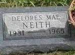 SMITH NEITH, DELORES - Black Hawk County, Iowa | DELORES SMITH NEITH