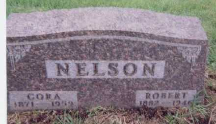 NELSON, CORA - Black Hawk County, Iowa | CORA NELSON