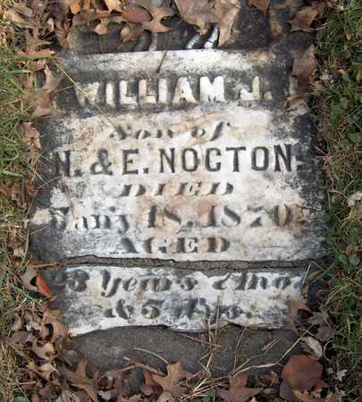 NOCTON, WILLIAM J. - Black Hawk County, Iowa | WILLIAM J. NOCTON