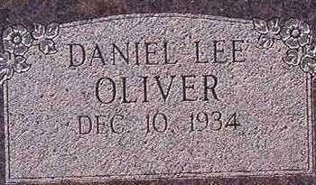 OLIVER, DANIEL LEE - Black Hawk County, Iowa | DANIEL LEE OLIVER