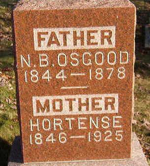OSGOOD, N.B. - Black Hawk County, Iowa | N.B. OSGOOD