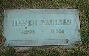 PAULSEN, HAVEN - Black Hawk County, Iowa | HAVEN PAULSEN