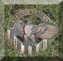 PLAQUE, WORLD WAR II - Black Hawk County, Iowa | WORLD WAR II PLAQUE