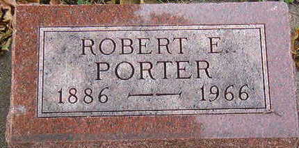 PORTER, ROBERT E. - Black Hawk County, Iowa | ROBERT E. PORTER