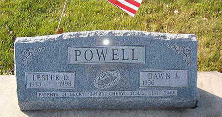 POWELL, DAWN L. - Black Hawk County, Iowa | DAWN L. POWELL