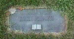 PRESCOTT, ETHEL I. - Black Hawk County, Iowa | ETHEL I. PRESCOTT