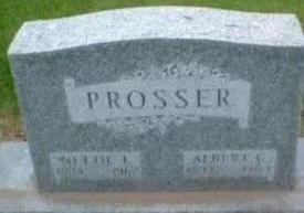 PROSSER, NETTIE - Black Hawk County, Iowa | NETTIE PROSSER