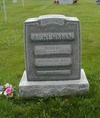ACKERMAN, ROBERT - Black Hawk County, Iowa | ROBERT ACKERMAN