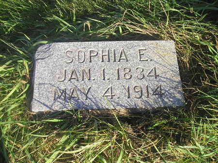 RABE, SOPHIA E - Black Hawk County, Iowa | SOPHIA E RABE