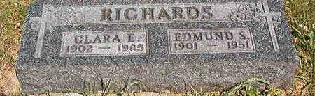RICHARDS, EDMUND S. - Black Hawk County, Iowa | EDMUND S. RICHARDS