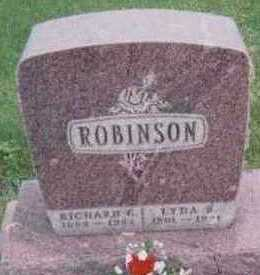 ROBINSON, RICHARD G. - Black Hawk County, Iowa | RICHARD G. ROBINSON