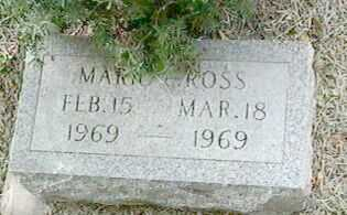 ROSS, MARIO - Black Hawk County, Iowa | MARIO ROSS