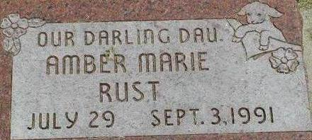 RUST, AMBER MARIE - Black Hawk County, Iowa | AMBER MARIE RUST